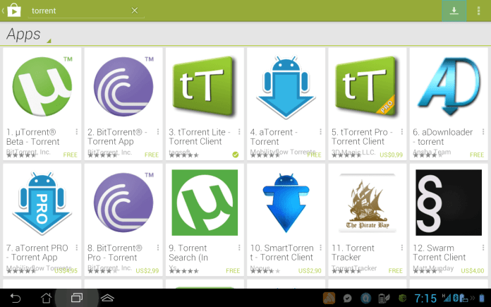 Best Android Torrent Apps To Download Torrents In 2018