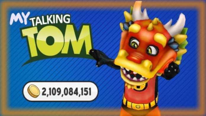 download My Talking Tom Mod Apk
