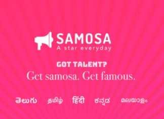 Samosa app