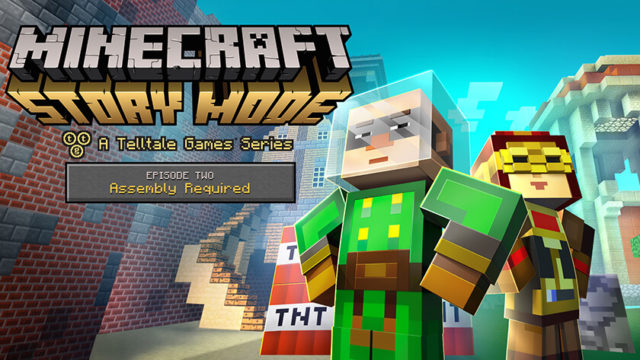 Download Minecraft Story Mode Season 2 (latest version)