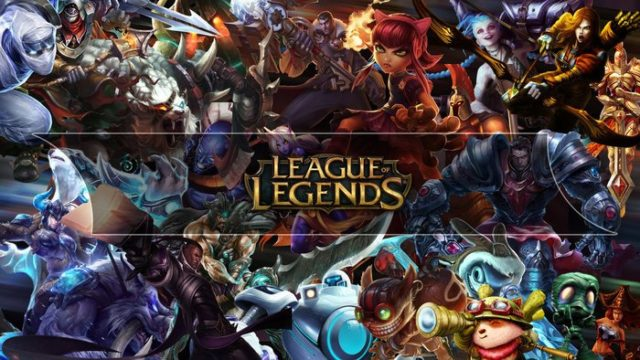Top 10 Coolest League of Legends Wallpapers of 2019 5