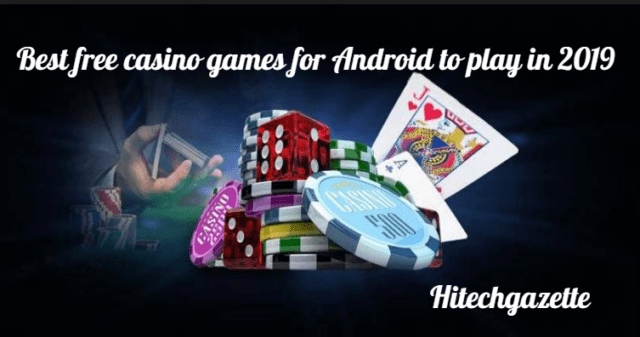 Choosing an appropriate free casino game with Effective Strategy