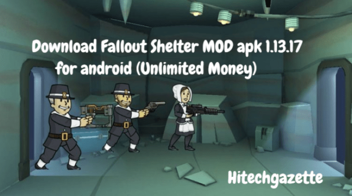 Download Fallout Shelter MOD apk with unlimited money