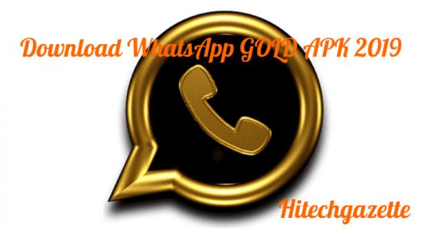 Download WhatsApp GOLD 6.8 APK