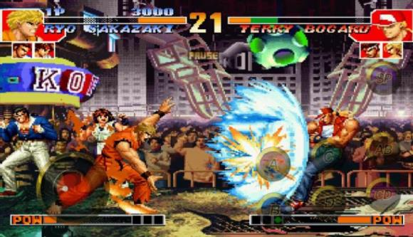 What is king of fighters 97 exactly and how it works