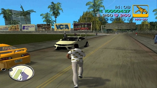 download and install GTA Vice City On PC