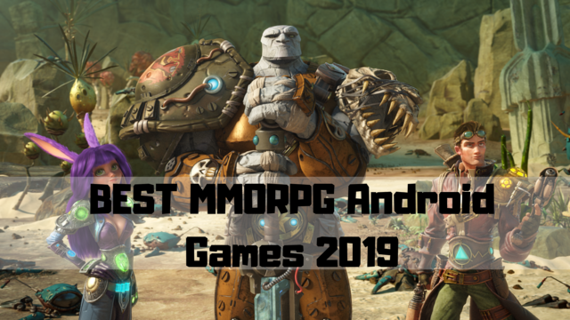 best mmorpg android