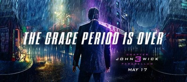 John Wick Chapter 3 hitting theaters on 17th May 2019