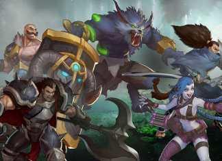 league of legends skin