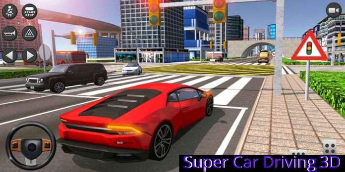 Super-Car-Driving-3D