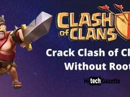 Crack Clash of clans
