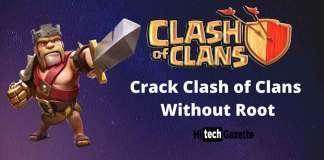 Crack Clash of clans
