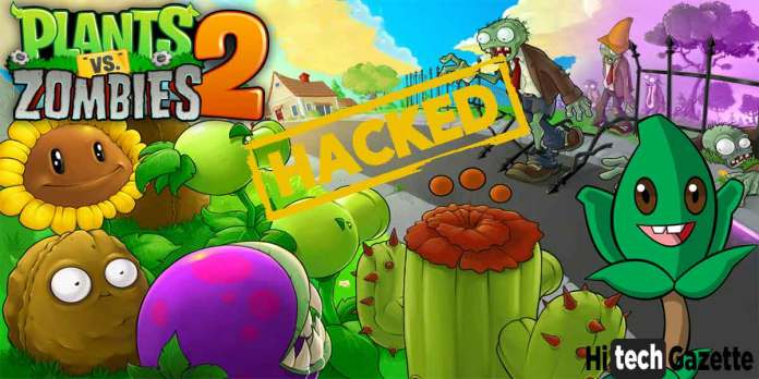 Plant v/s Zombies 2 hack