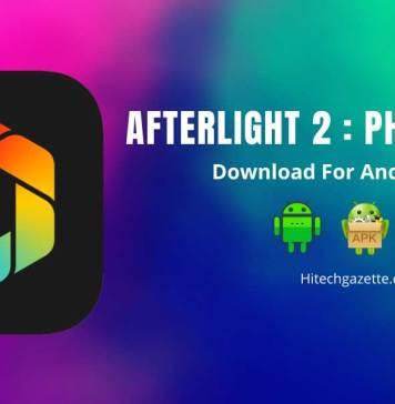 Afterlight 2 Photo Editor