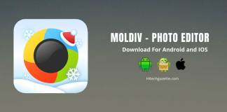 MOLDIV - Photo Editor