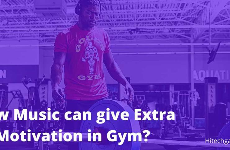 How Music can give Extra Motivation in Gym?