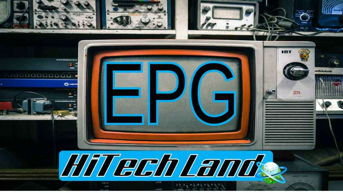 Realisation d'un serveur EPG