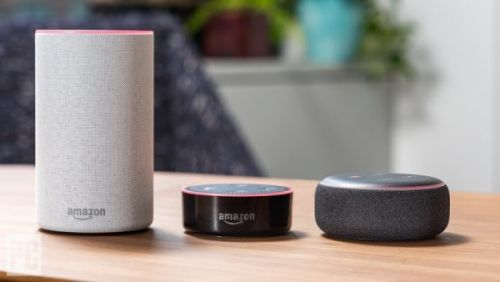 Amazon Echo and Echo Dot 2019