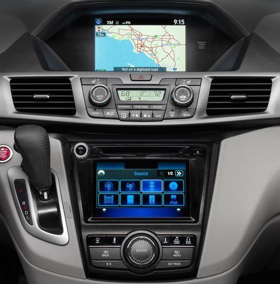 2005 Honda Accord Radio