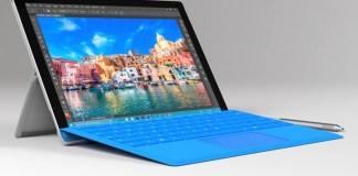 Microsoft Surface Pro 4, Surface Pro 4