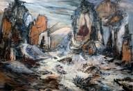 최수인_단잠_2011_oil on canvas_112x162cm