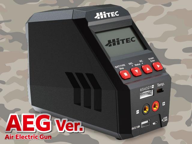 multi charger X1 BLACK AEG [マルチチャージャー X1 ブラック AEG]
