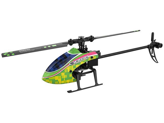 2.4GHz 4ch 高度センサー搭載、フライバーレス固定ピッチヘリコプター GRIFFIN[ グリフォン ]