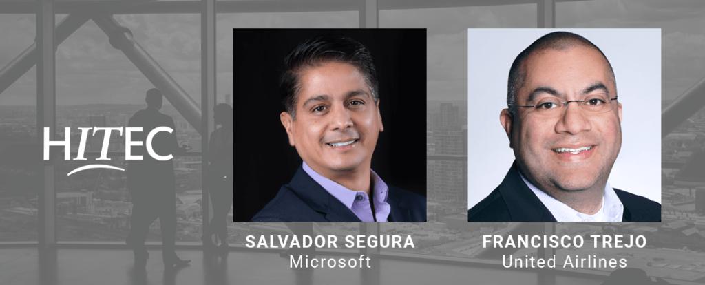 Salvador Segura y Francisco Trejo