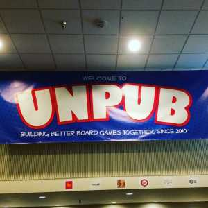 The banner for Unpub 8
