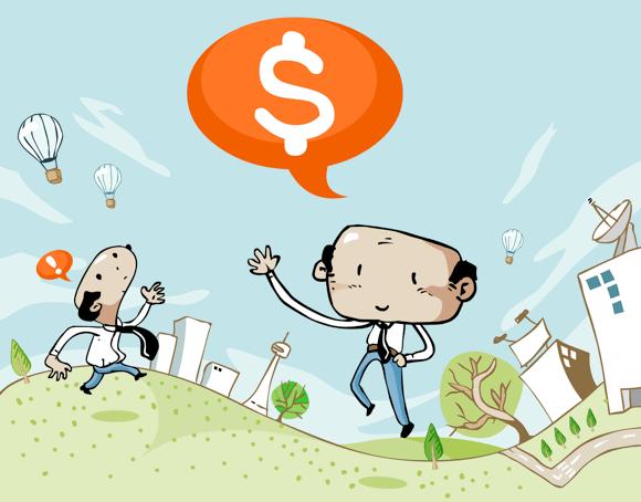 Business People Cartoon