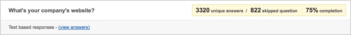 website question