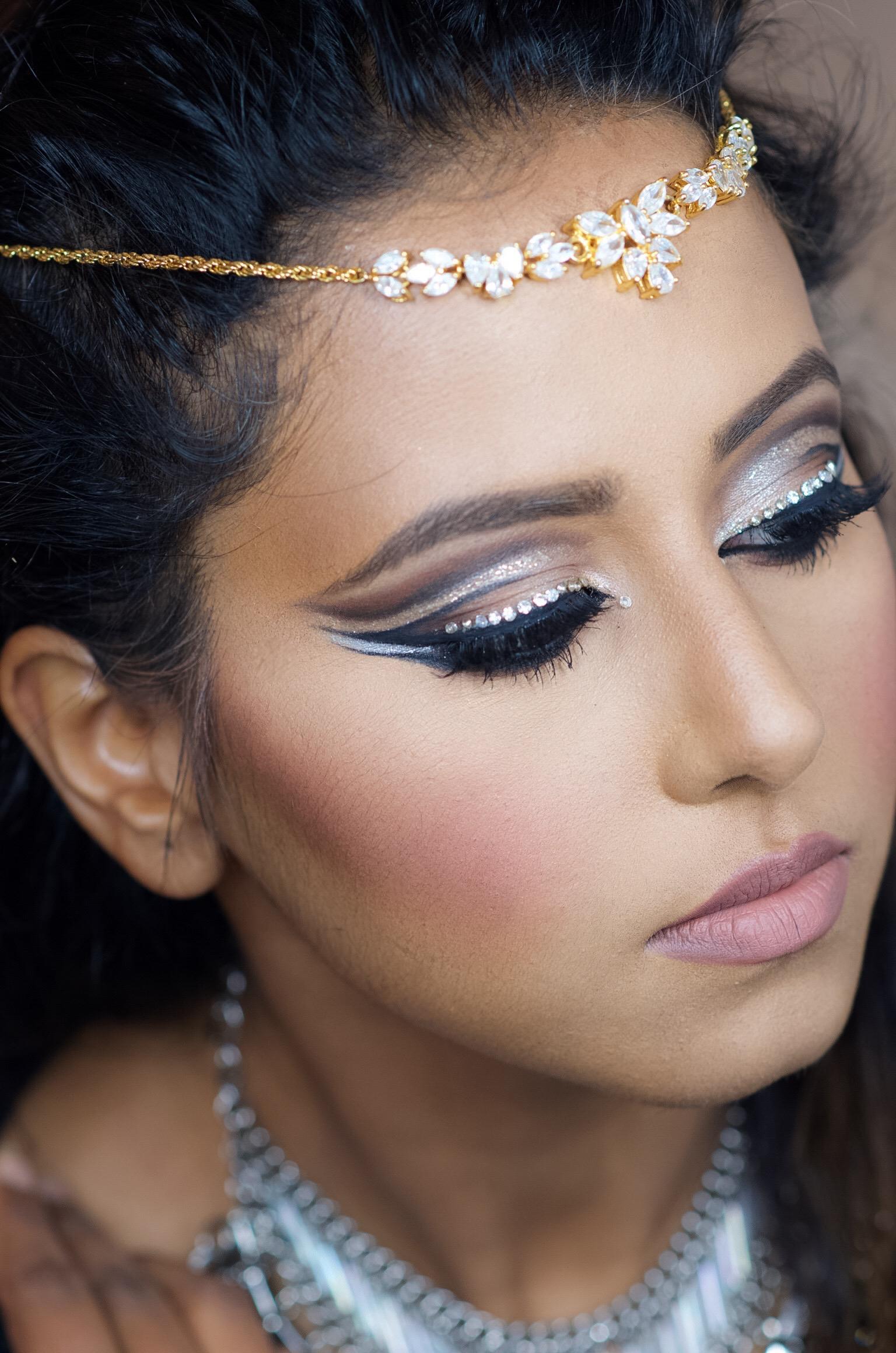 Natural Fresh Makeup Look