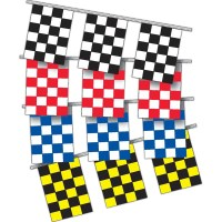 checkered Rect 8mil