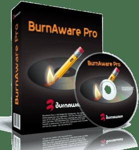 BurnAware Professional 11.0 Crack & License Key Free Download