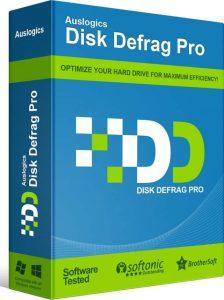 Auslogics Disk Defrag Pro 4.9.0.0 Crack & Key Portable Free Download