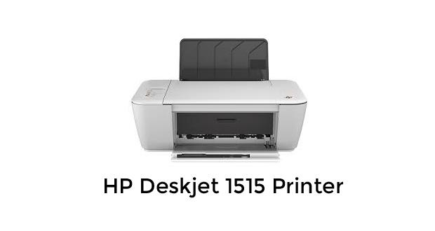 download driver hp deskjet ink advantage 1515 windows xp