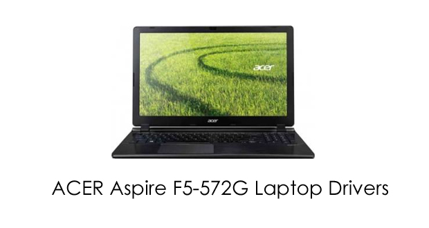 New Drivers: Acer Aspire F5-572G Synaptics Touchpad