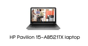 HP Pavilion 15-AB521TX