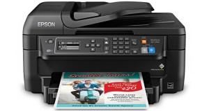 Epson WF-2750 Driver