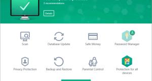 Kasperskey Free Antivirus 2019