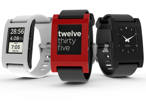 Pebble E-Watch Scores highly on Consumer Testing