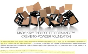 mary kay endless performance
