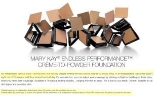 mary kay endless performance
