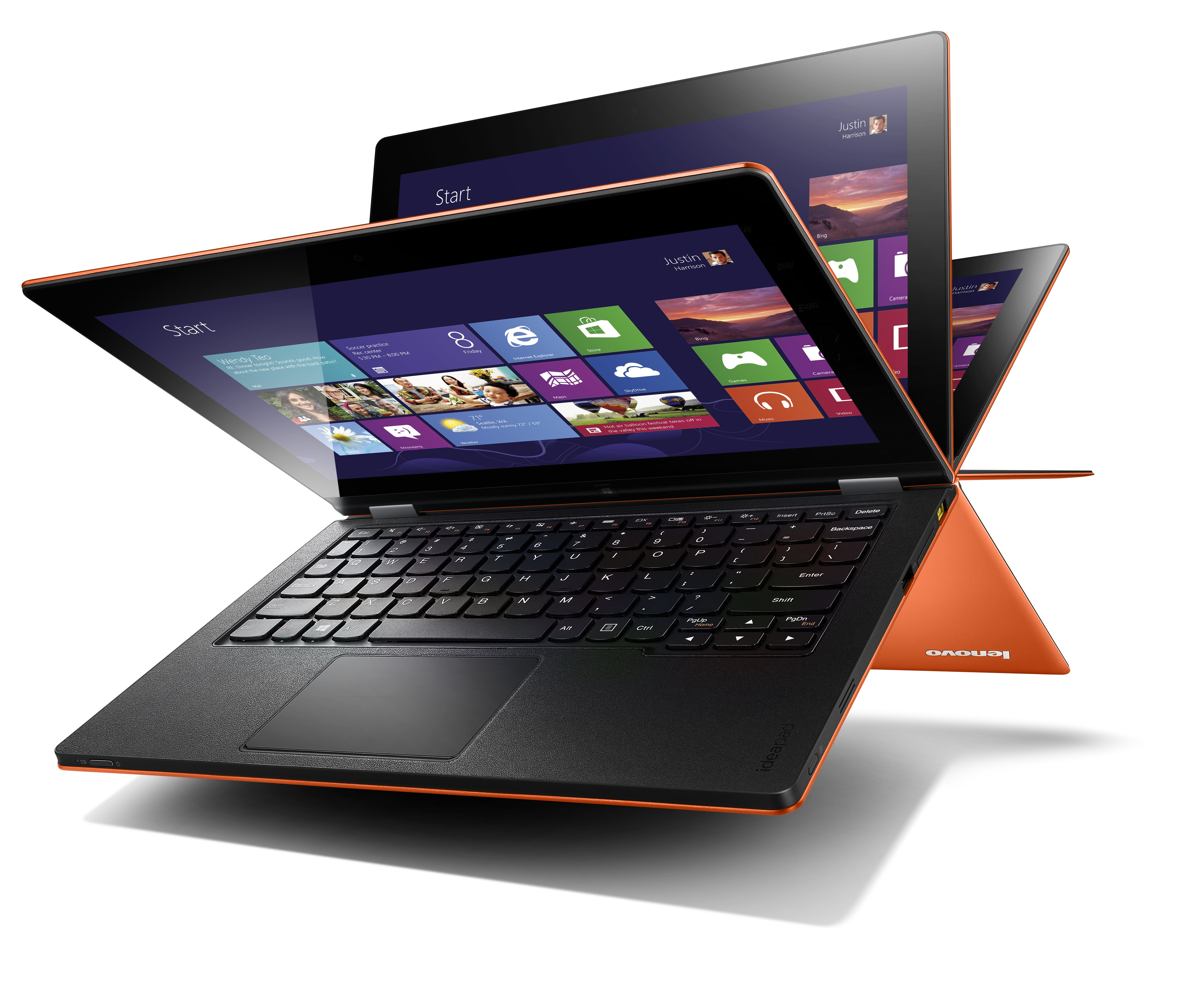 Hit Me Back | Lenovo IdeaPad Yoga 11S: How to Boot From USB