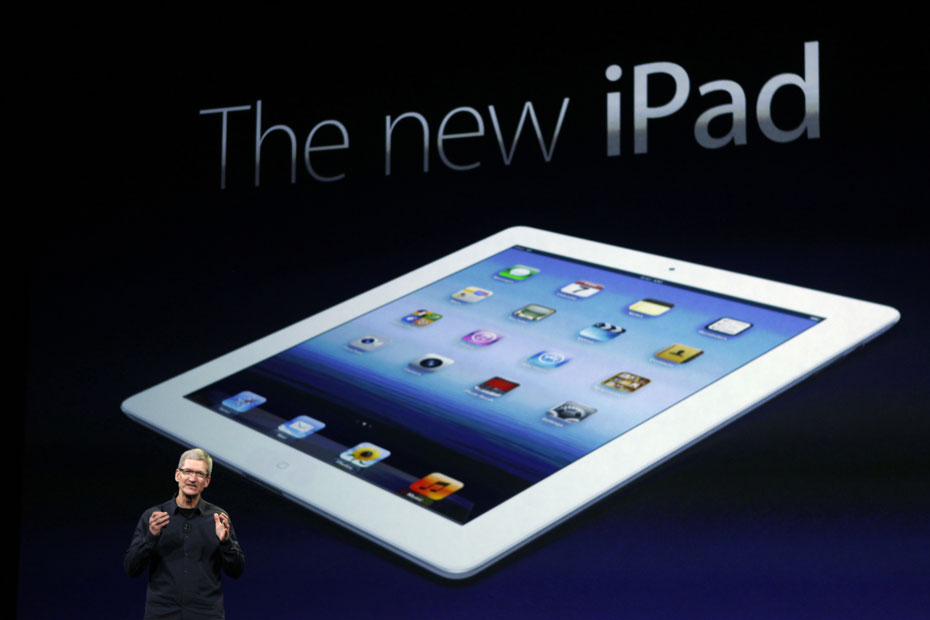 Apple Delays the Mega iPad