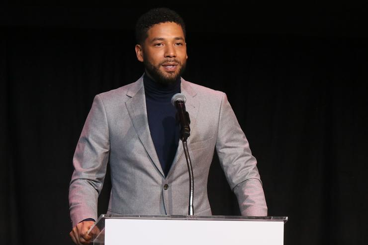 Jussie Smollett's Investigators Say They Have Persons Of Interests In Attack Music