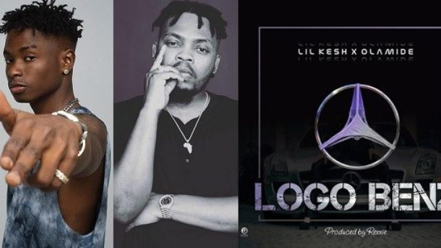 """Lil Kesh Speaks About His Controversial """"Logo Benz"""" Song Music"""
