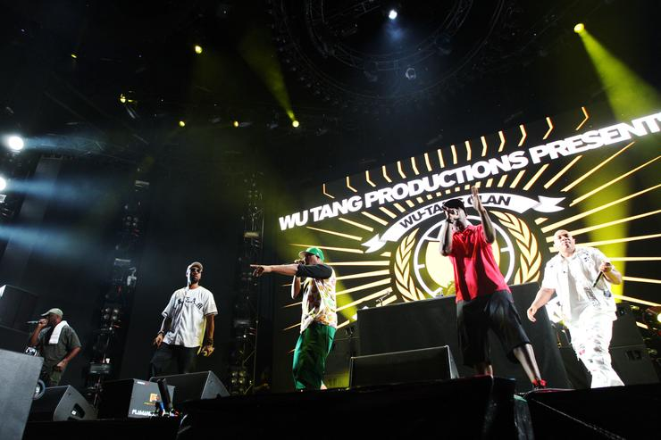 Nas Proudly Announces Wu-Tang Clan Documentary Acquired By Showtime Music