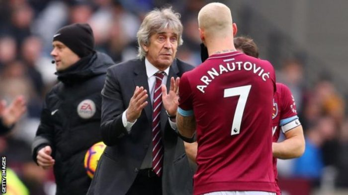 'I Want To Beat Liverpool To Help Manchester City'- West Ham Boss Reveals Music