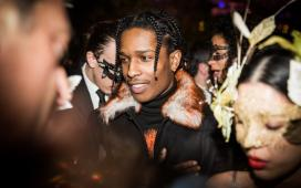 A$AP Rocky Announces Injured Generation Movie Watch The Trailer